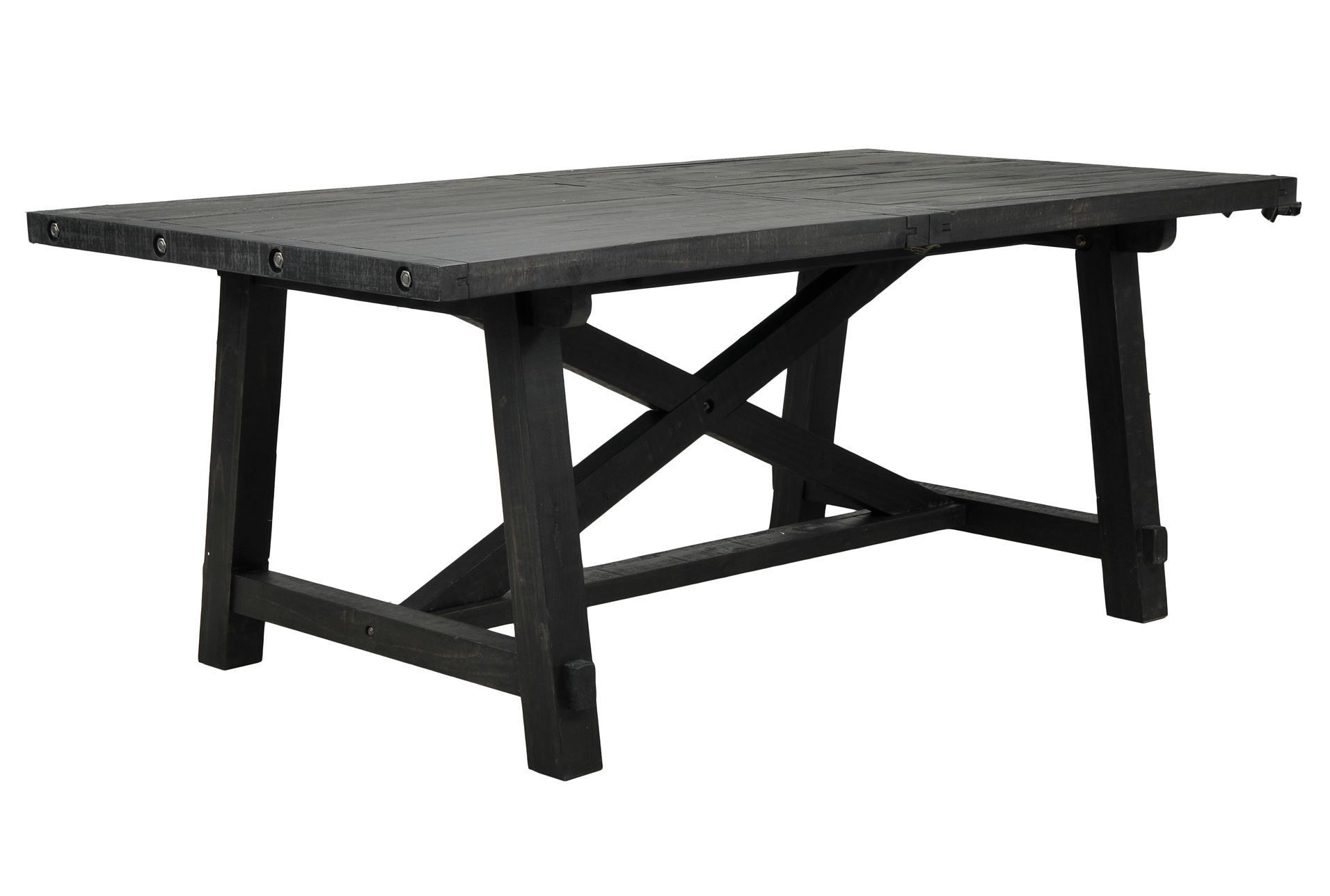 Jaxon Extension Rectangle Dining Table – Artofit For Most Current Tuscan Chestnut Toscana Extending Dining Tables (View 24 of 25)