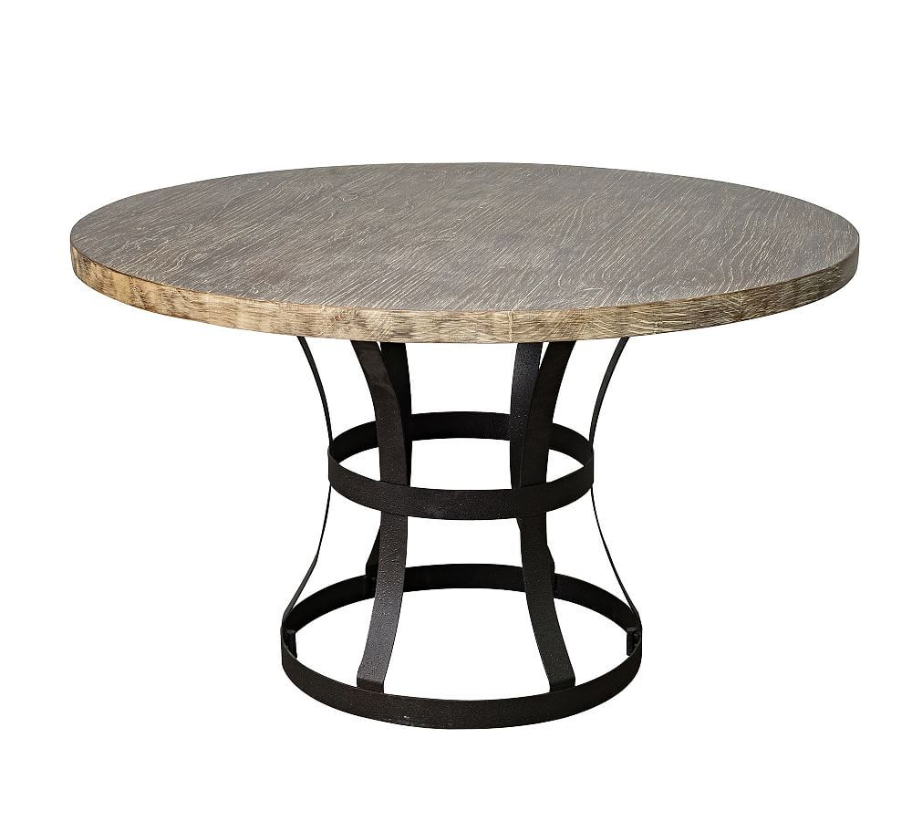 Johnson Dining Table In 2019 | Products | Furniture Dining For 2018 Johnson Round Pedestal Dining Tables (View 2 of 25)