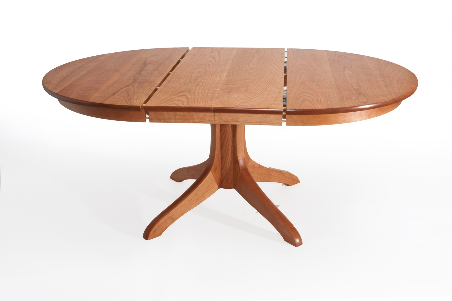 Johnson Pedestal Table | Handmade In The Usa | Gary Weeks Intended For Current Johnson Round Pedestal Dining Tables (View 21 of 25)