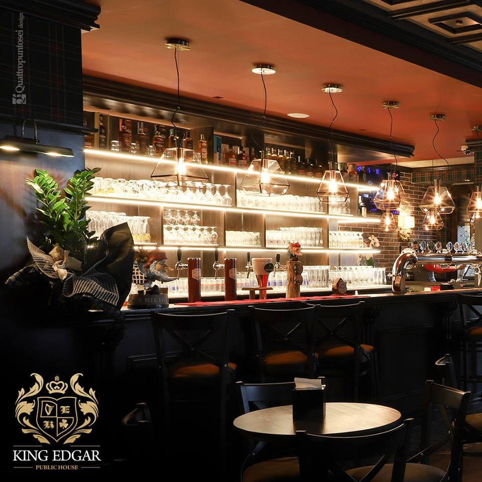 King Edgar Pub & Bar, Rossano – Restaurant Reviews Throughout Most Recent Edgar Bar Tables (View 20 of 25)