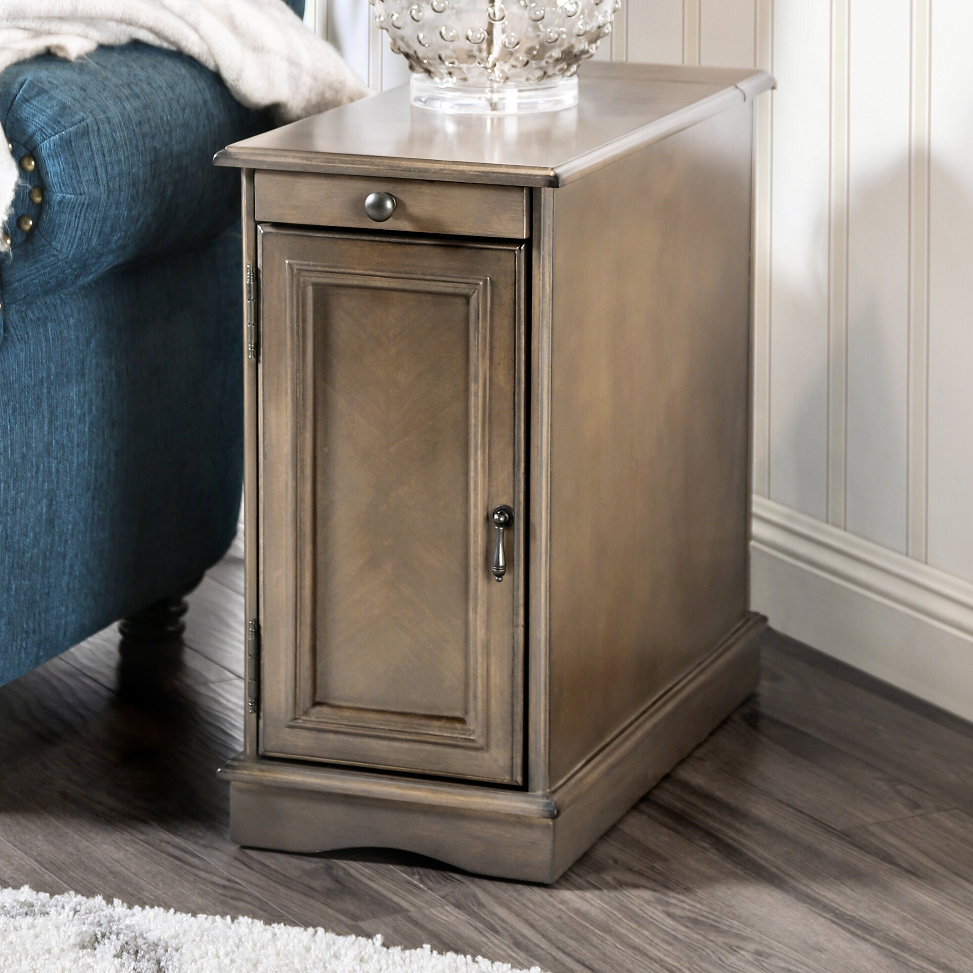 Kipling End Table With Storage With Most Recent Kipling Rectangular Dining Tables (Image 8 of 25)