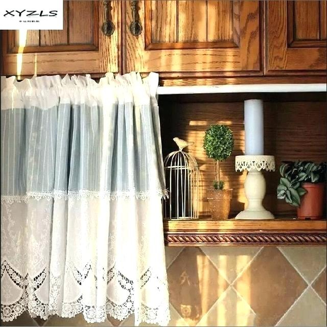 Kitchen Curtain Style – Cryptosweekly (Image 9 of 25)