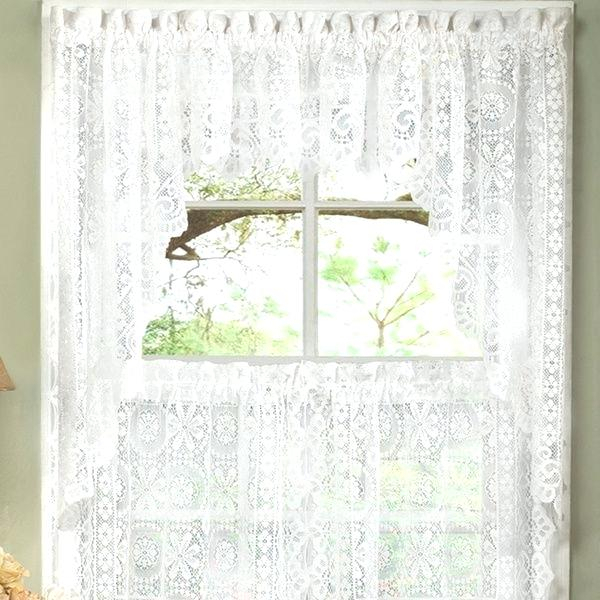 Kitchen Curtains Tiers Valances – Bitcoinecuador With Regard To Pleated Curtain Tiers (View 18 of 25)