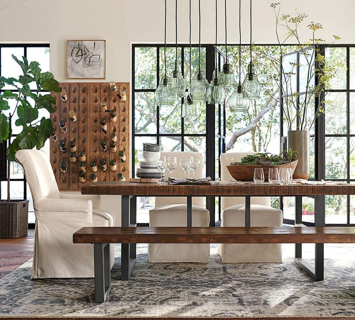 Kitchen Table Height Secrets — Gearon Hoffman Home Throughout 2017 Griffin Reclaimed Wood Bar Height Tables (View 19 of 25)