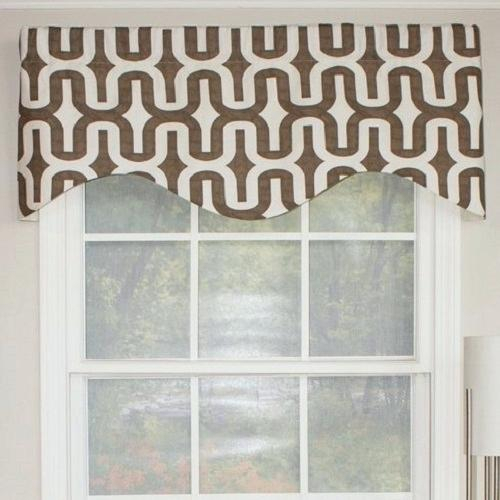 Kitchen Valances Coffee Theme Island Size 8 Adorable Themed Pertaining To Coffee Embroidered Kitchen Curtain Tier Sets (View 18 of 25)