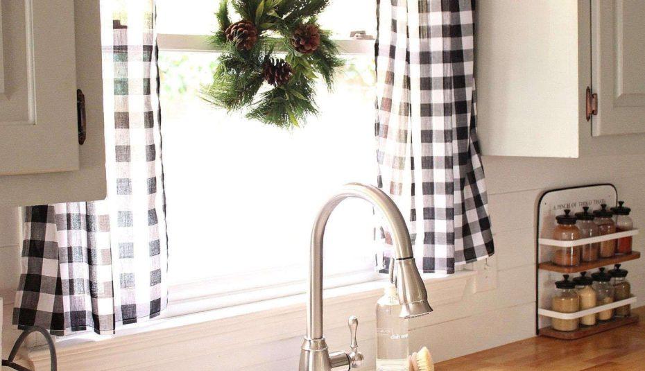 Kitchen Window Curtain Patterns Valance Ideas Curtains Regarding Kitchen Window Tier Sets (View 5 of 25)
