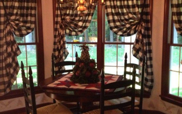 Kitchens Kitchen Curtains Ideas Photos Country Tier Target With Coastal Tier And Valance Window Curtain Sets (Image 15 of 25)