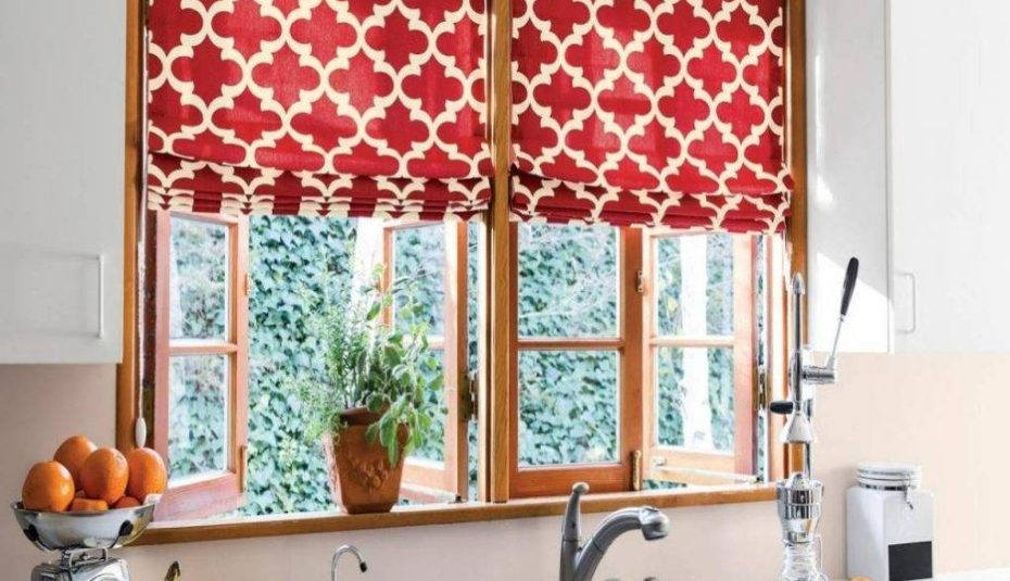 Kitchens Outstanding Red And White Plaid Kitchen Curtains Regarding Classic Black And White Curtain Tiers (View 20 of 25)