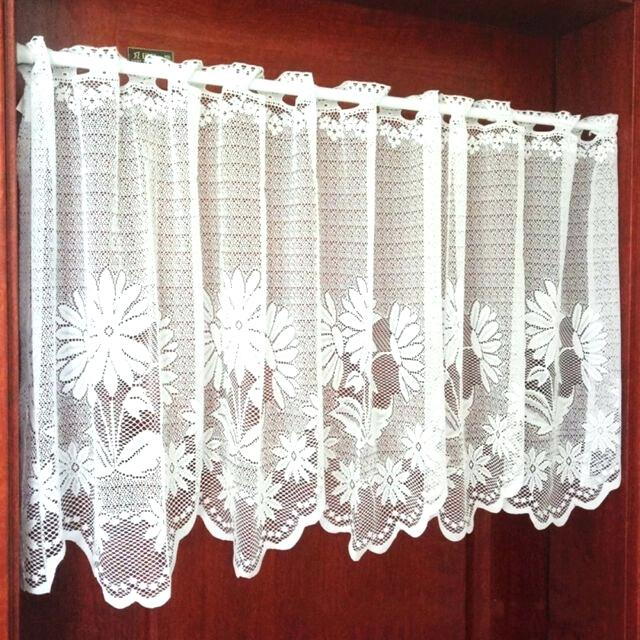 Lace Valance Curtains – Brickandwillow (View 22 of 25)