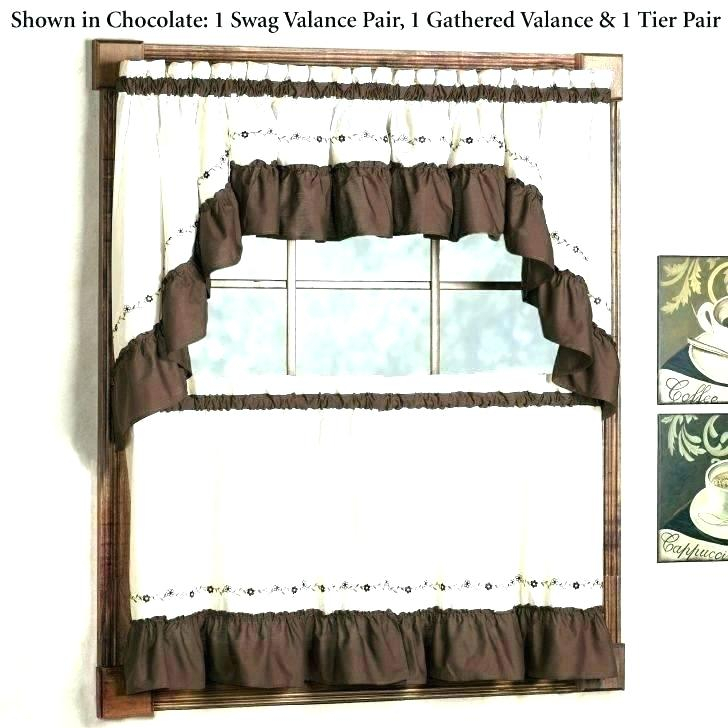 Lace Valances And Swags – Launchnyc (View 8 of 25)