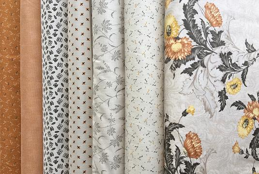 Lapp Elisa Quilts Hb Throughout Complete Cottage Curtain Sets With An Antique And Aubergine Grapvine Print (View 15 of 25)