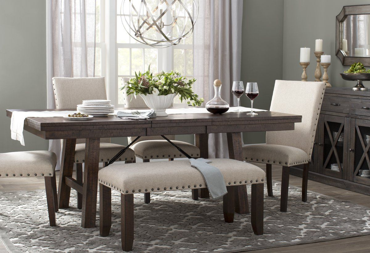 Laurel Foundry Modern Farmhouse Dearing Extendable Dining With Newest Modern Farmhouse Extending Dining Tables (View 9 of 25)