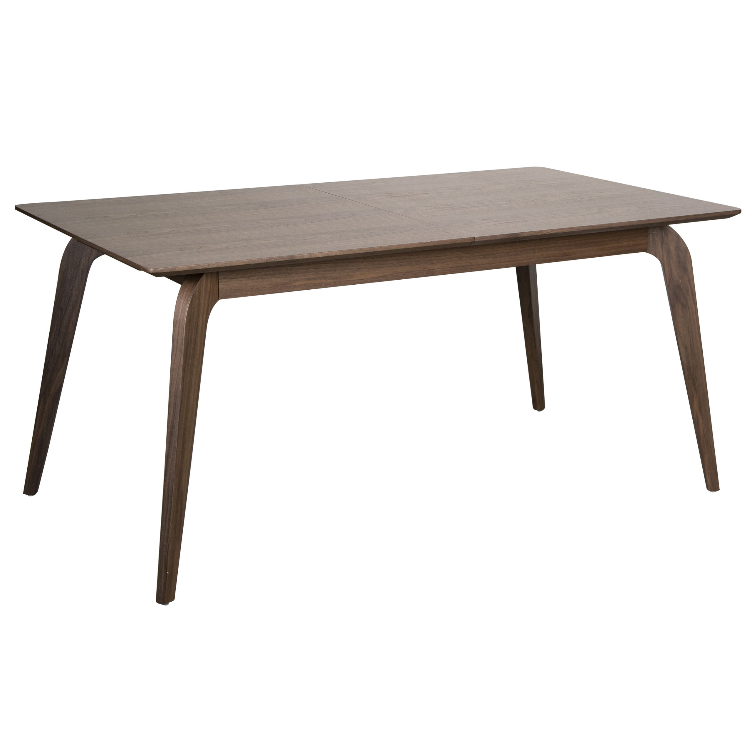 Lawrence Extension Dining Table – Euro Style For Current Mateo Extending Dining Tables (View 5 of 25)