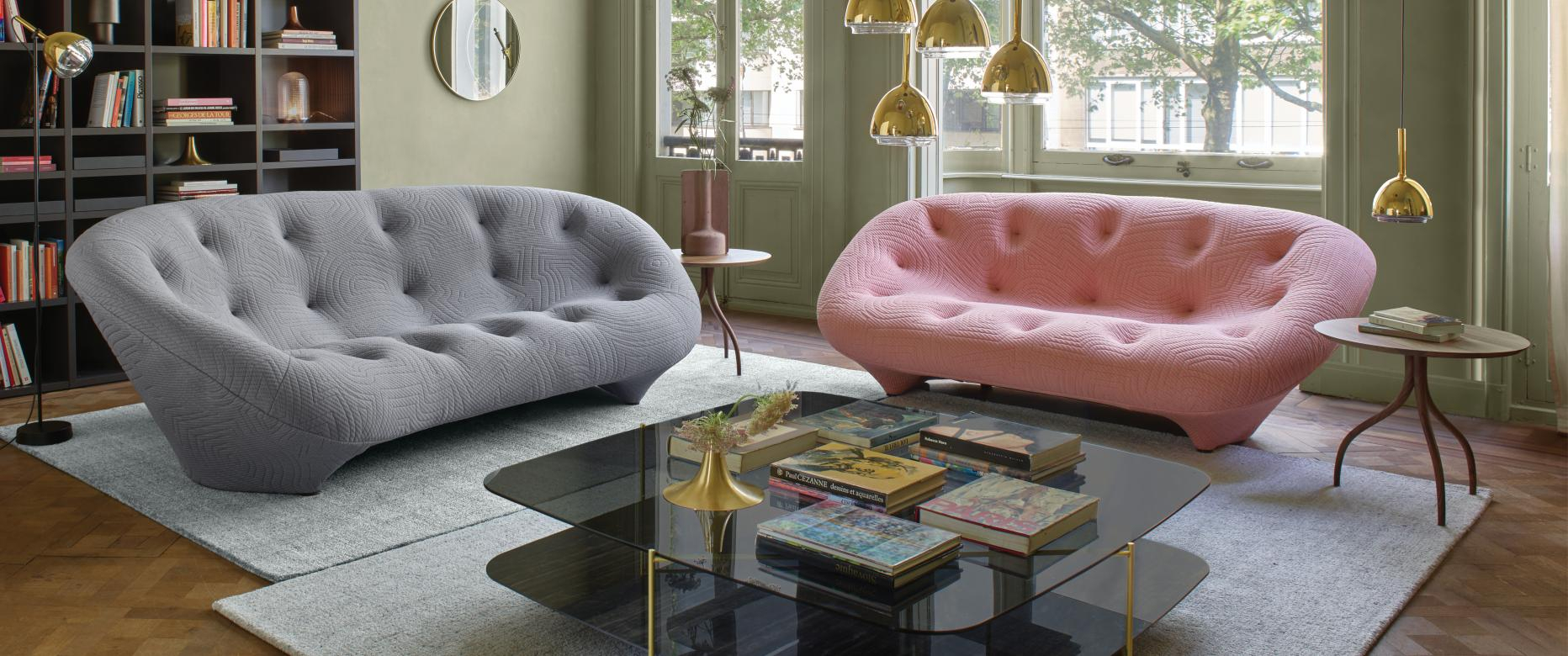 Ligne Roset Official Site – Contemporary Design Furniture Regarding Most Popular Gray Wash Banks Extending Dining Tables (View 24 of 25)