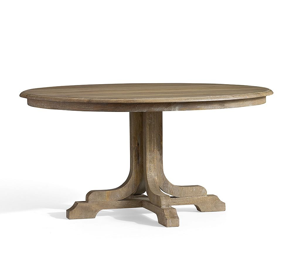 Featured Image of Linden Round Pedestal Dining Tables