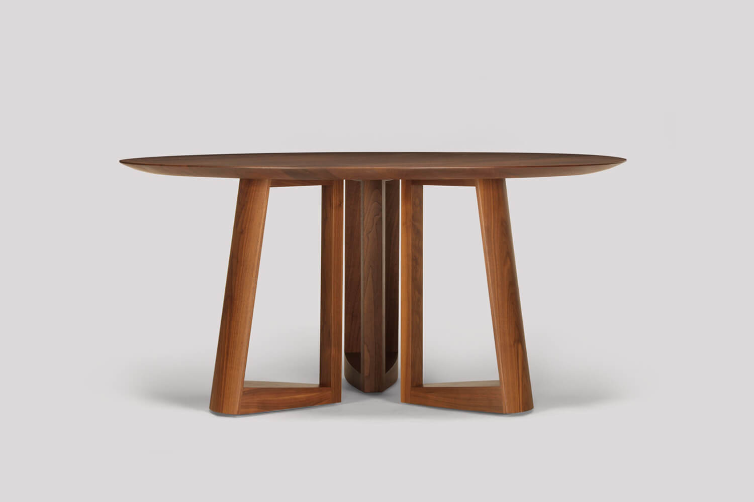 Lineground Round Dining Table With Best And Newest Brooks Round Dining Tables (View 10 of 25)