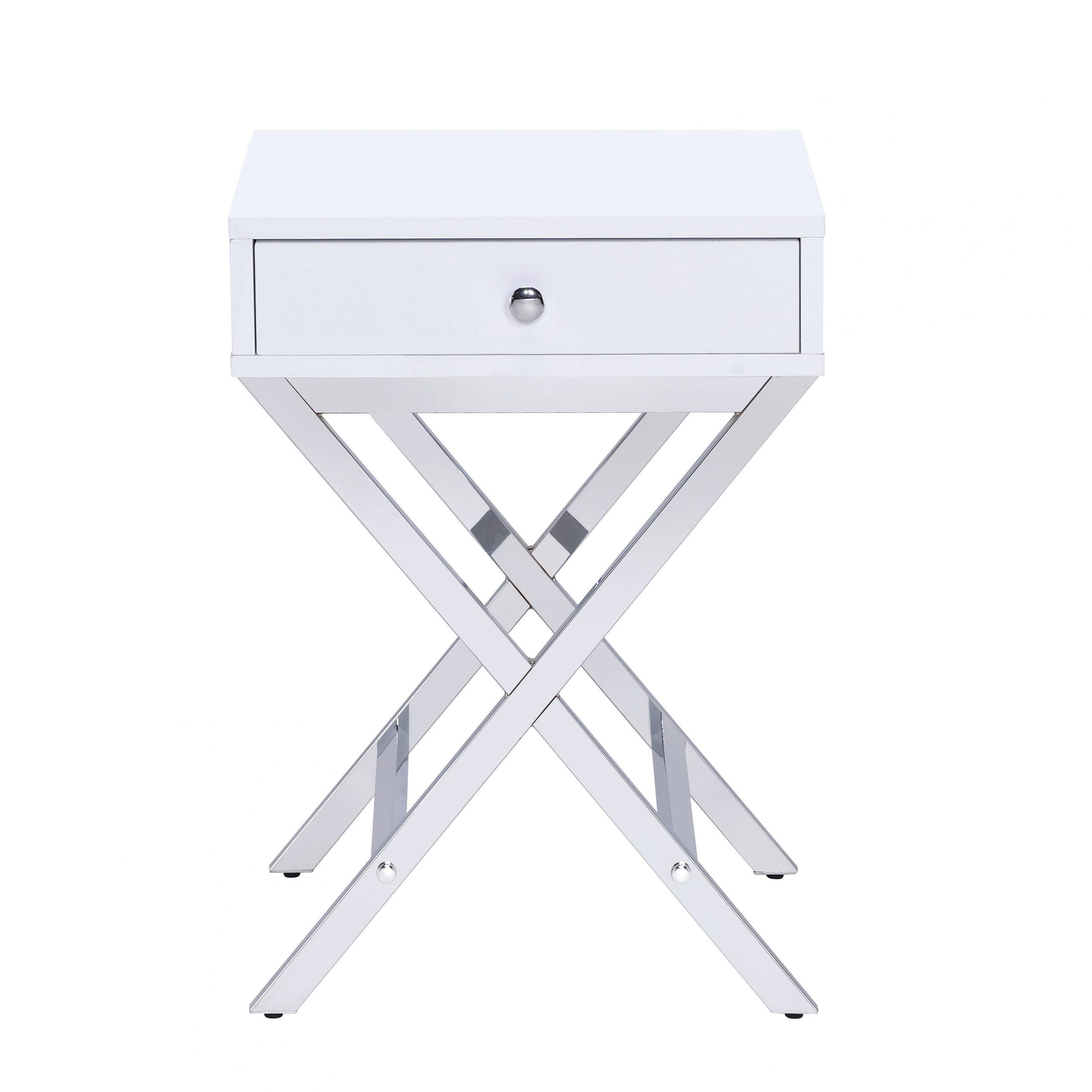 Livingston End Table With Storage For 2018 Gray Wash Livingston Extending Dining Tables (View 14 of 25)