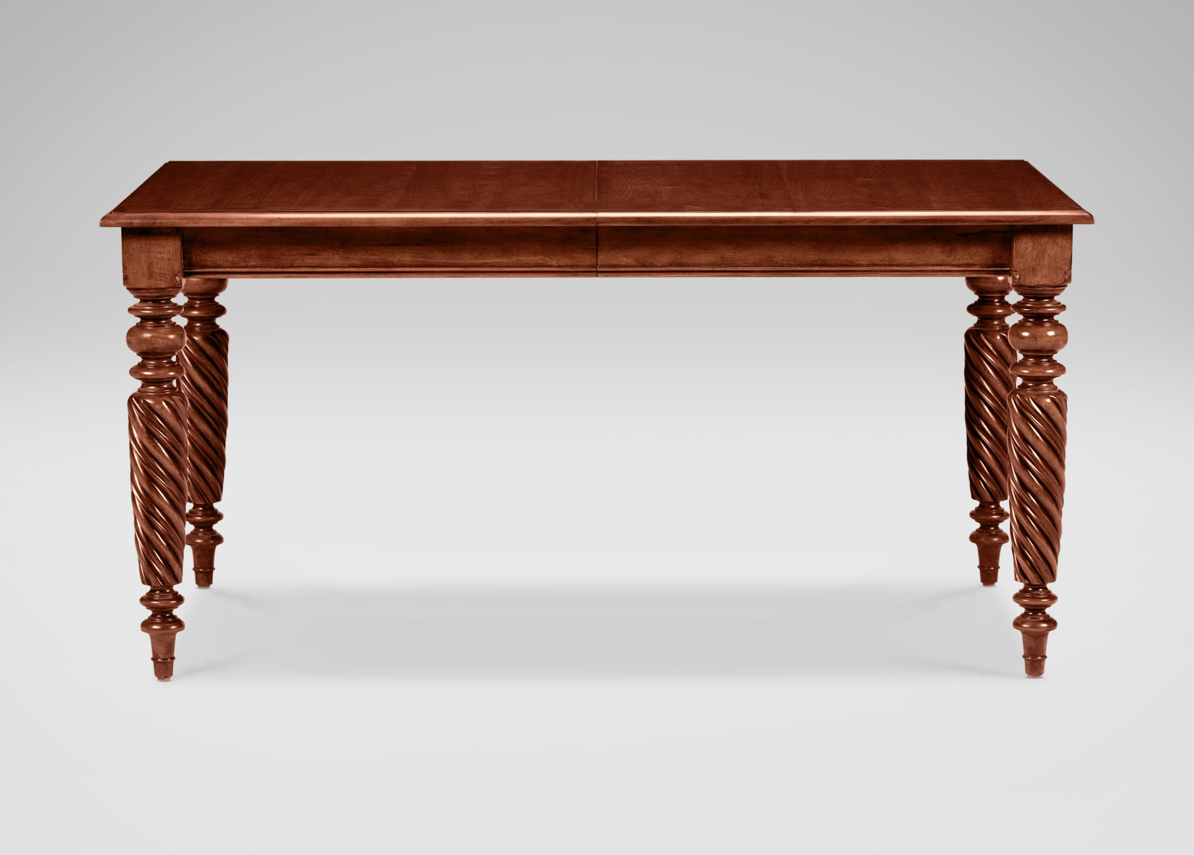 Livingston Small Dining Table – Picture With A Cream Top And Within 2017 Brown Wash Livingston Extending Dining Tables (View 13 of 25)