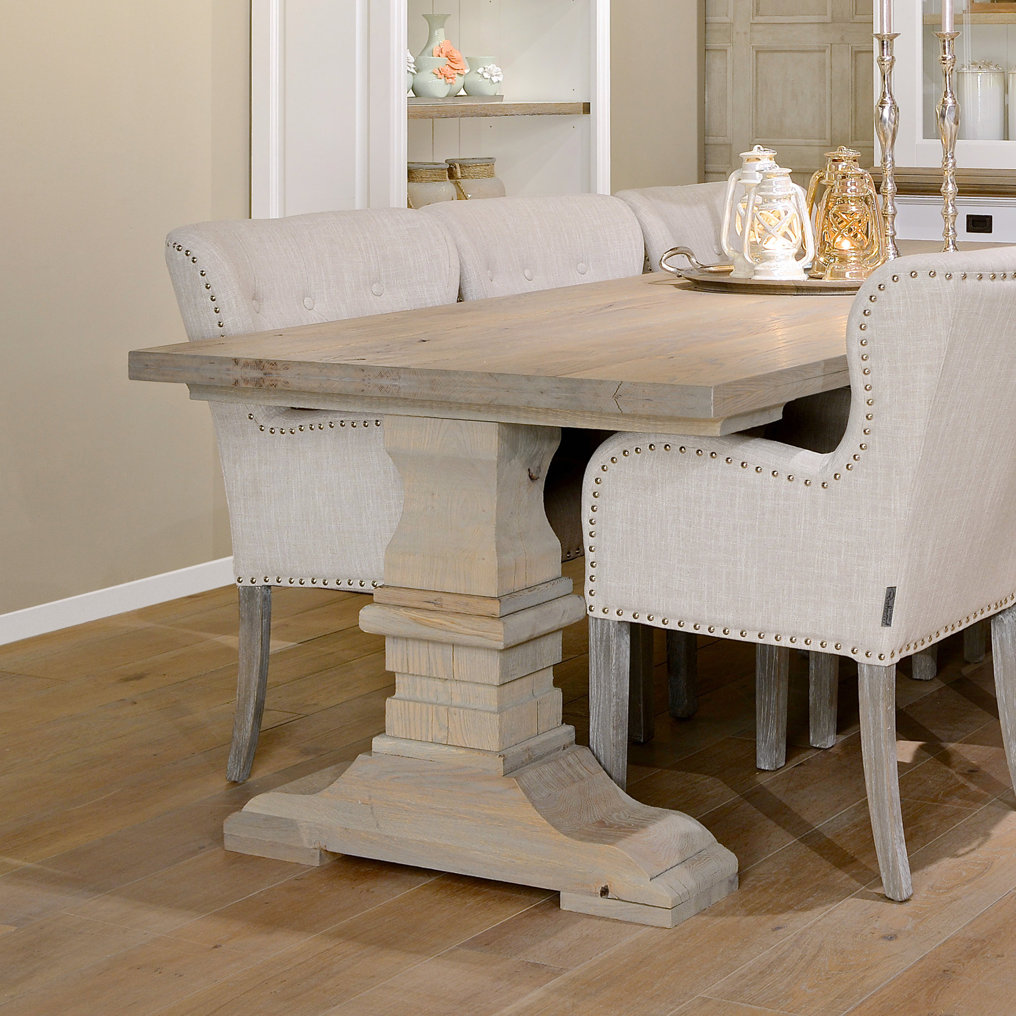 Lovely Castle Furniture – Furniture Designs Gallery With Regard To Most Popular Hearst Oak Wood Dining Tables (Image 18 of 25)