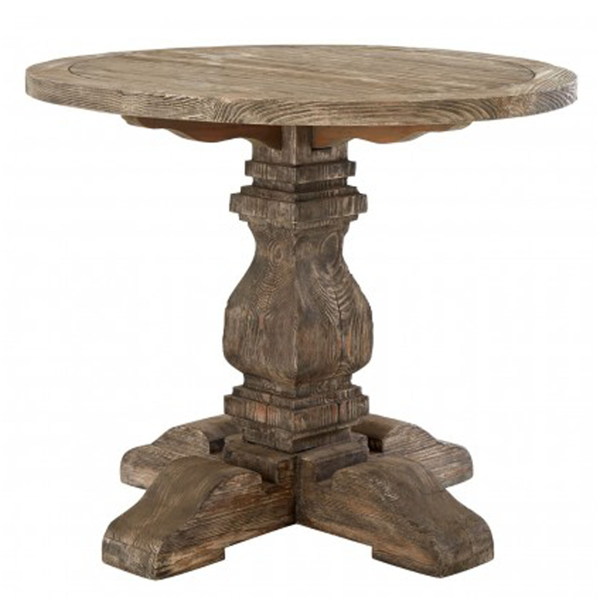 Lovina Round Dining Table With Regard To Most Popular Aztec Round Pedestal Dining Tables (View 12 of 25)