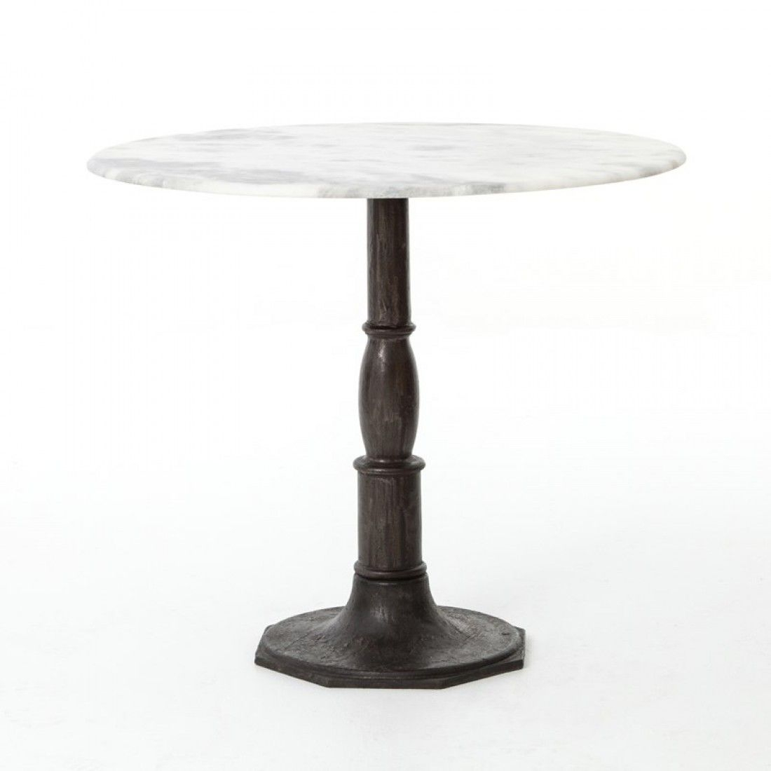 Lucy Bistro Table In 2019 | Vasco Remodel | Modern Dining Regarding 2018 Rae Round Marble Bistro Tables (View 5 of 25)