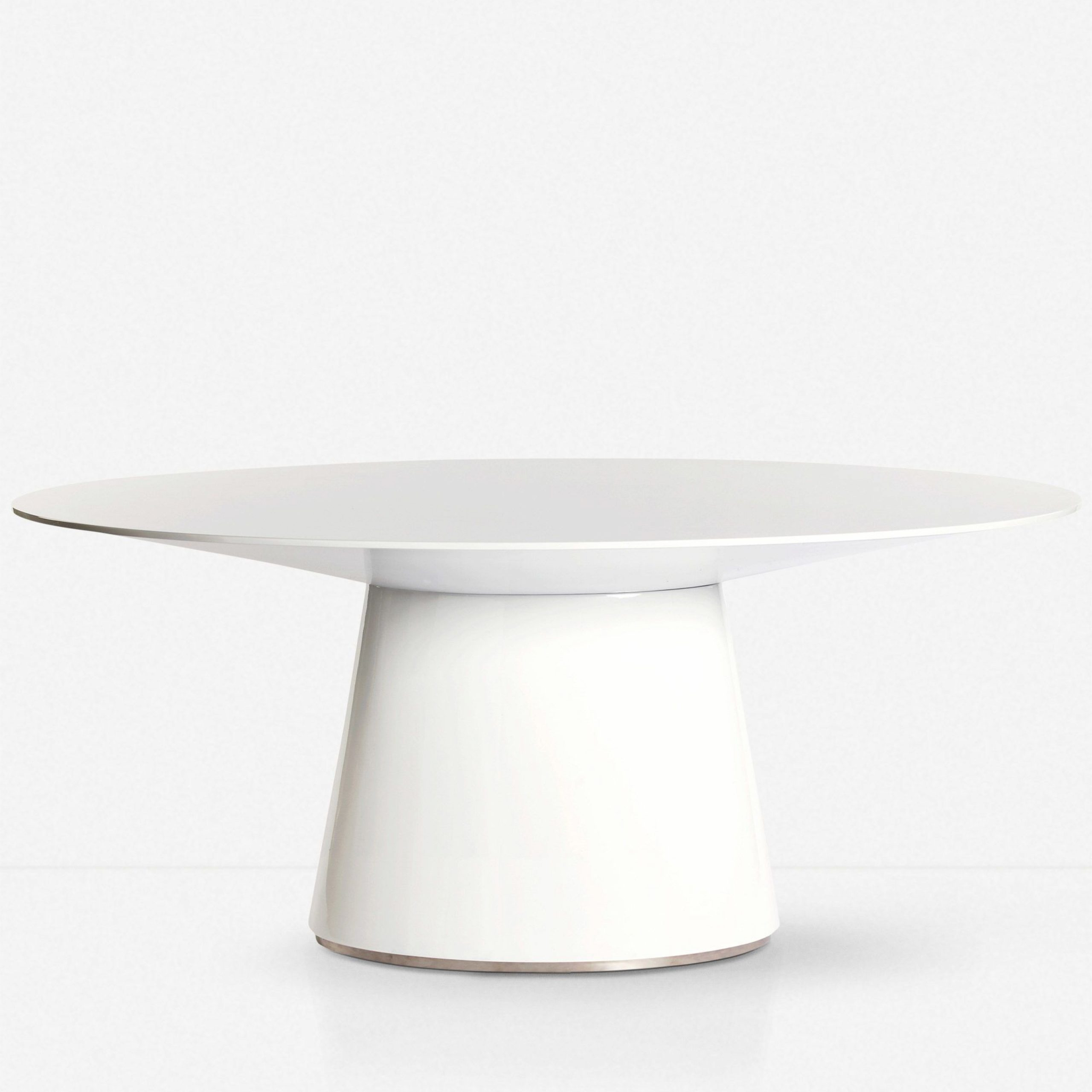 Lulu & Georgia Magar Oval Dining Table, White In 2019 Within Recent Warner Round Pedestal Dining Tables (View 23 of 25)