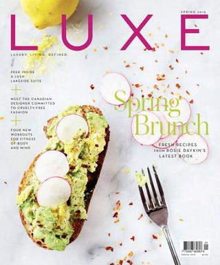 Luxe Magazine Canada Spring 2019Luxe Magazine Canada – Issuu For Touch Of Spring 24 Inch Tier Pairs (Image 14 of 25)