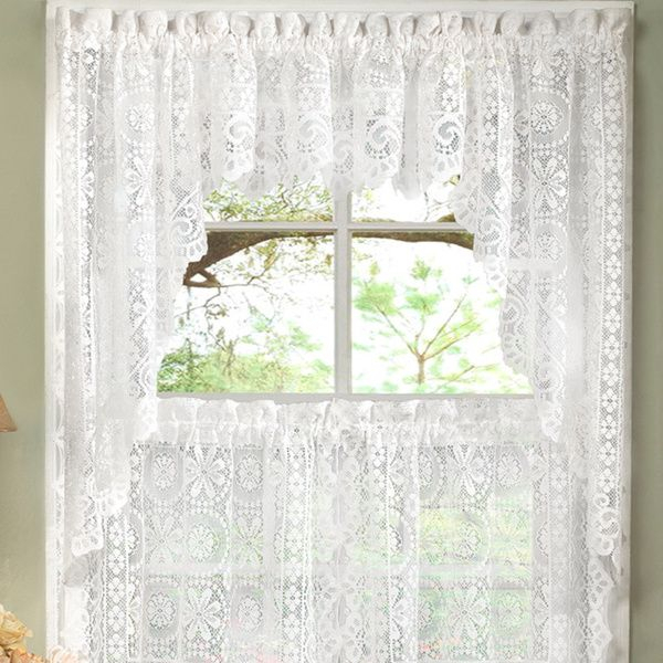 Featured Image of Luxurious Kitchen Curtains Tiers, Shade Or Valances