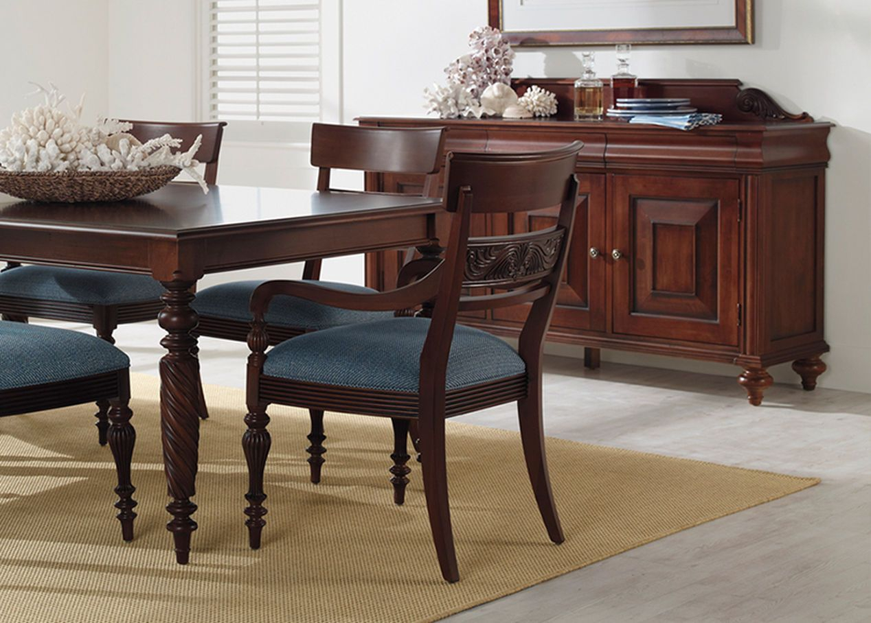 Mackenzie Side Chair – Ethan Allen | My Home | Dining Table For Most Popular Brown Wash Livingston Extending Dining Tables (View 11 of 25)