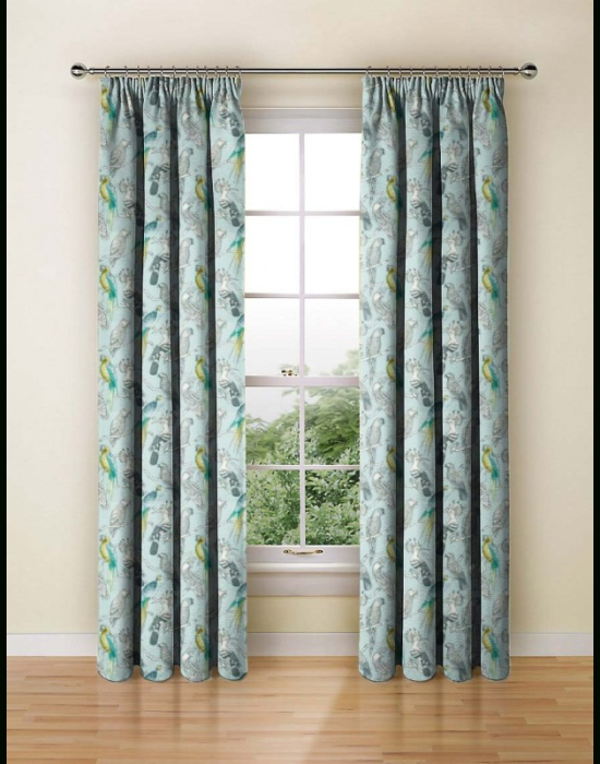Made To Measure Curtains Aviary Reef – Made To Measure Curtains Iliv | Curtains And Blinds 4 Homes Throughout Aviary Window Curtains (View 24 of 25)