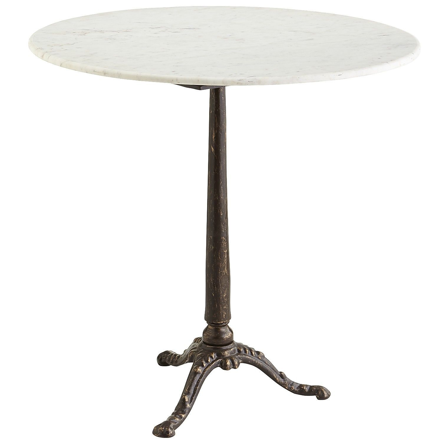 Marble Bistro Table | Pier 1 Imports In 2019 | Marble Bistro Intended For Latest Rae Round Marble Bistro Tables (View 2 of 25)