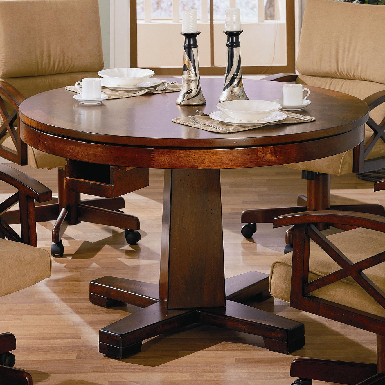 Marietta 3 In 1 Game Table Within 2017 Avondale Dining Tables (View 25 of 25)