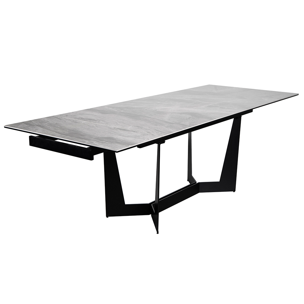 Mateo Extension Dining Table Within 2017 Mateo Extending Dining Tables (View 1 of 25)