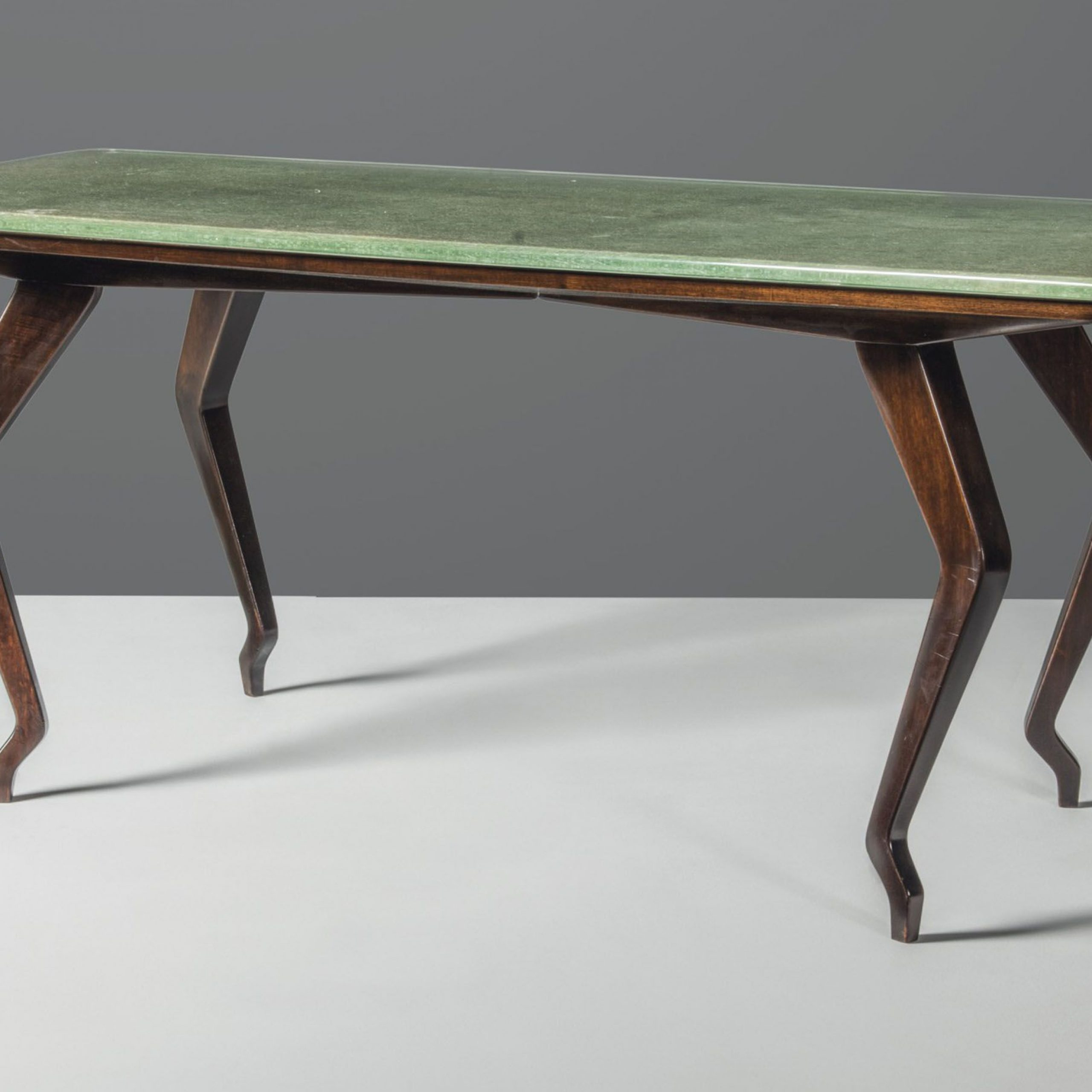 Melchiorre Bega (1898 1976) | A Dining Table, Circa 1950 For 2017 Christie Round Marble Dining Tables (View 6 of 25)