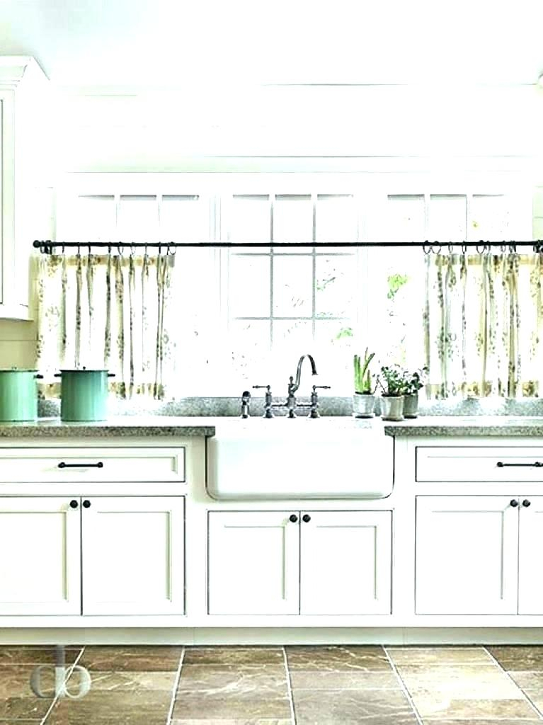 Modern Cafe Curtains Furniture White Tier Pair Window In Farmhouse Stripe Kitchen Tier Pairs (Image 19 of 25)