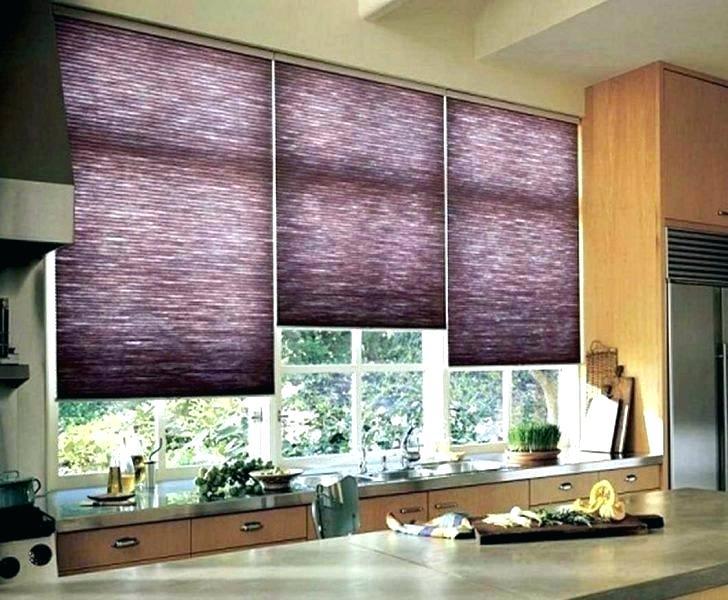 Modern Drapery Ideas – Transformcareers Inside Kitchen Window Tier Sets (View 22 of 25)