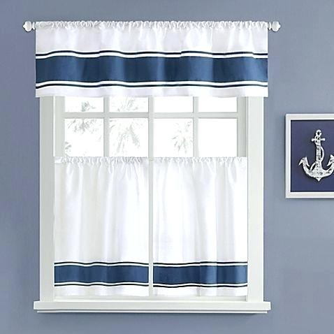 Nautical Window Curtains – Thefigleaf (View 23 of 25)