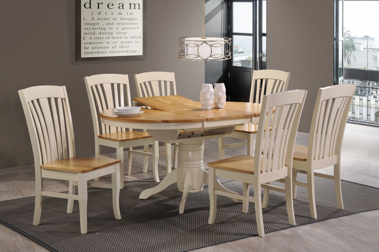 Normandy Dining Set Inside 2017 Normandy Extending Dining Tables (View 6 of 25)