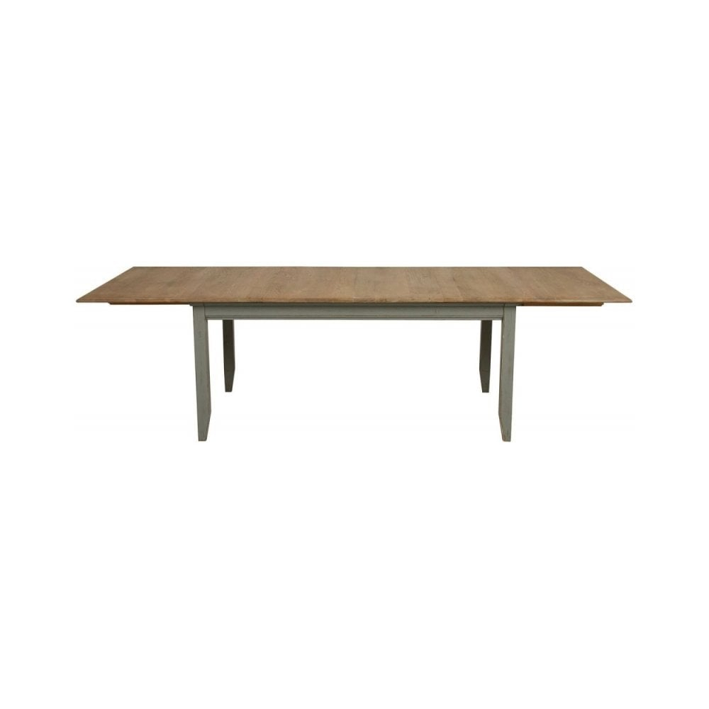 Normandy Painted Dining Table – 180Cm 220Cm Extending Inside Most Popular Normandy Extending Dining Tables (View 8 of 25)