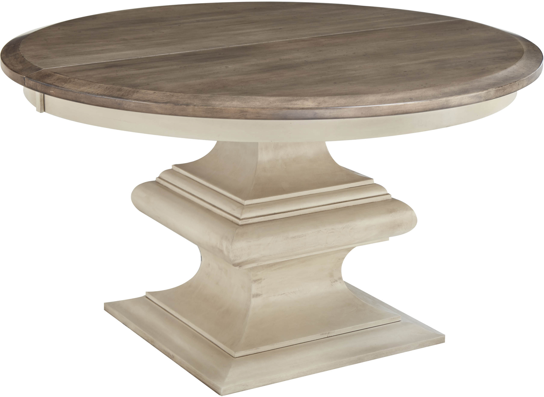 Normandy Table | Normandy Pedestal Table | Normandy Amish Table In Most Recently Released Normandy Extending Dining Tables (View 22 of 25)