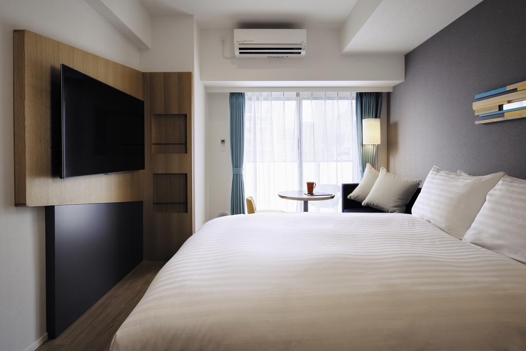 Oakwood Apartments Nishi Shinjuku, Tokyo, Japan – Booking With Regard To Oakwood Linen Style Decorative Curtain Tier Sets (View 10 of 25)