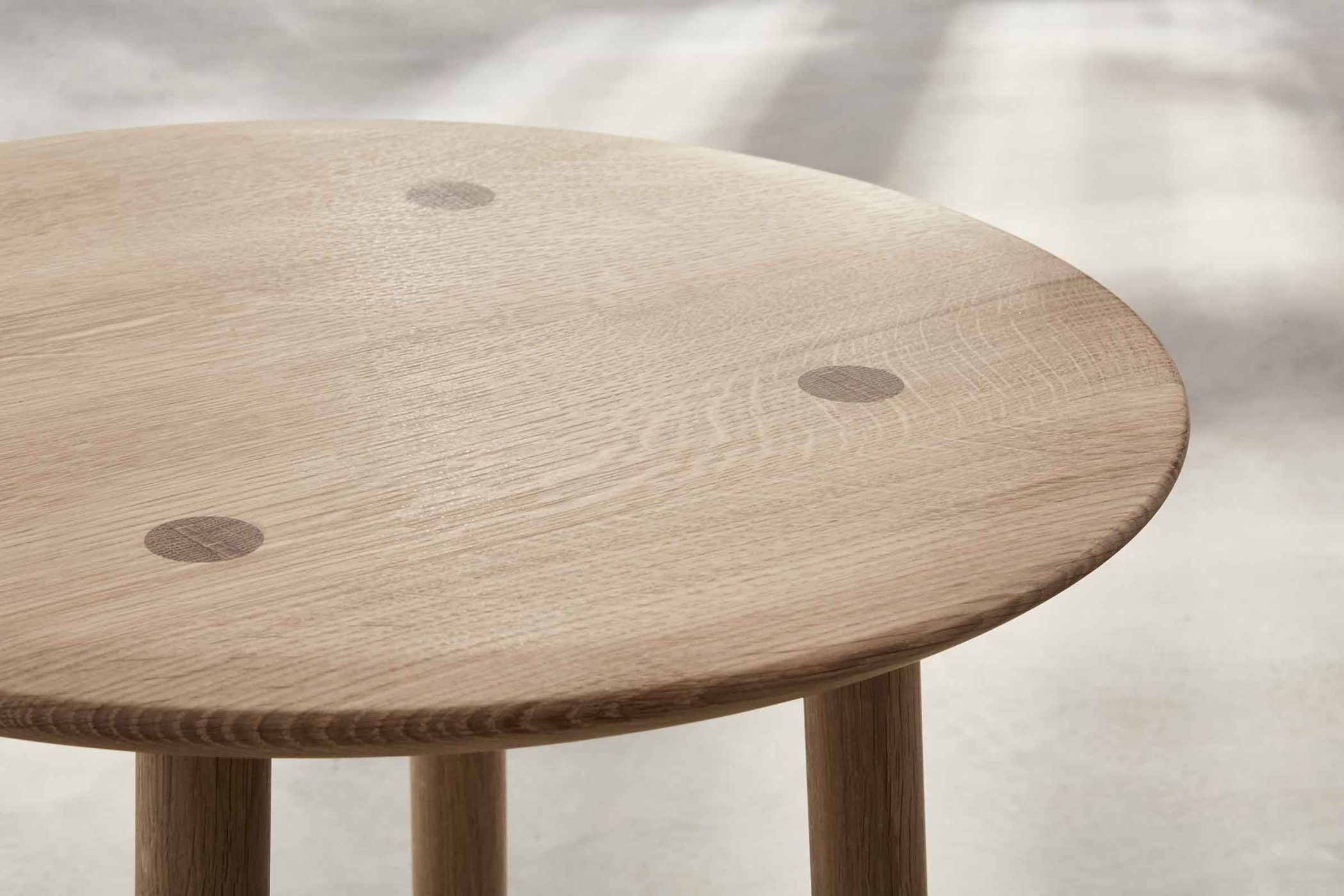 Ovo Side Table For Most Up To Date Ingred Extending Dining Tables (View 22 of 25)