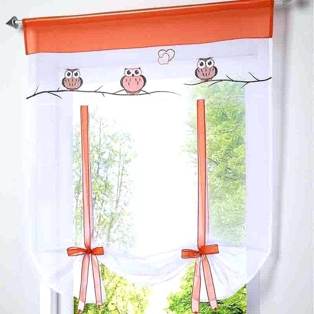 Owl Kitchen Curtains – Joelroberts (View 22 of 25)