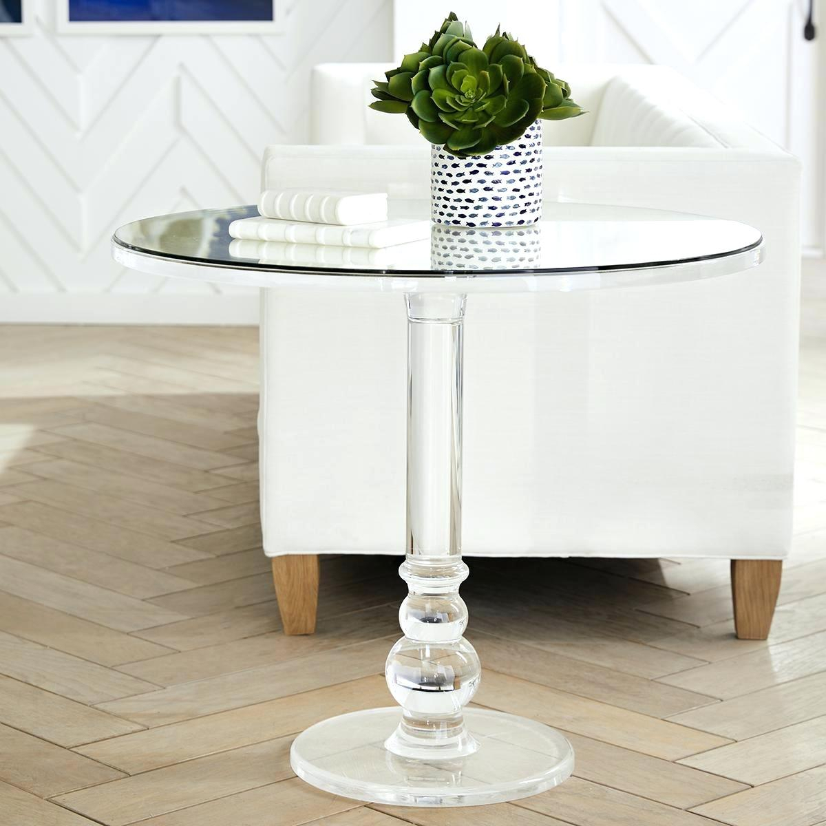 Pedestal Coffee Table Inside Latest Dawson Pedestal Tables (View 9 of 25)