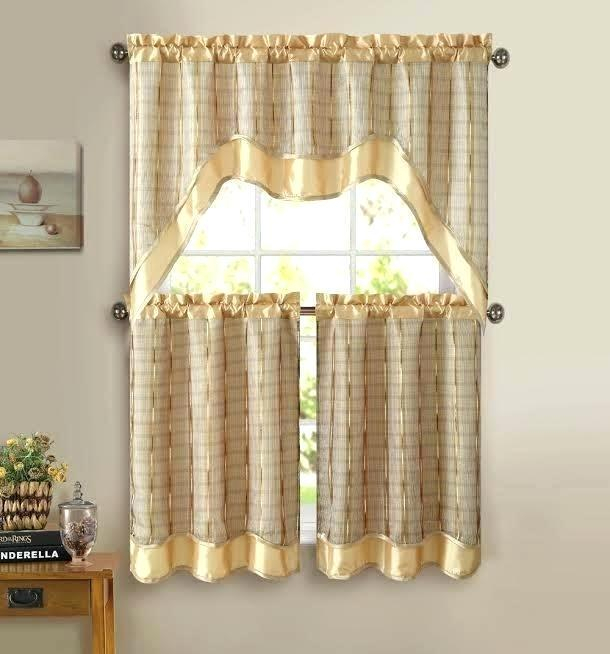 Penny's Kitchen Curtains – Scholam (View 6 of 25)