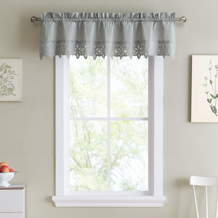 Pin On Products Pertaining To Luxury Light Filtering Straight Curtain Valances (Image 14 of 25)