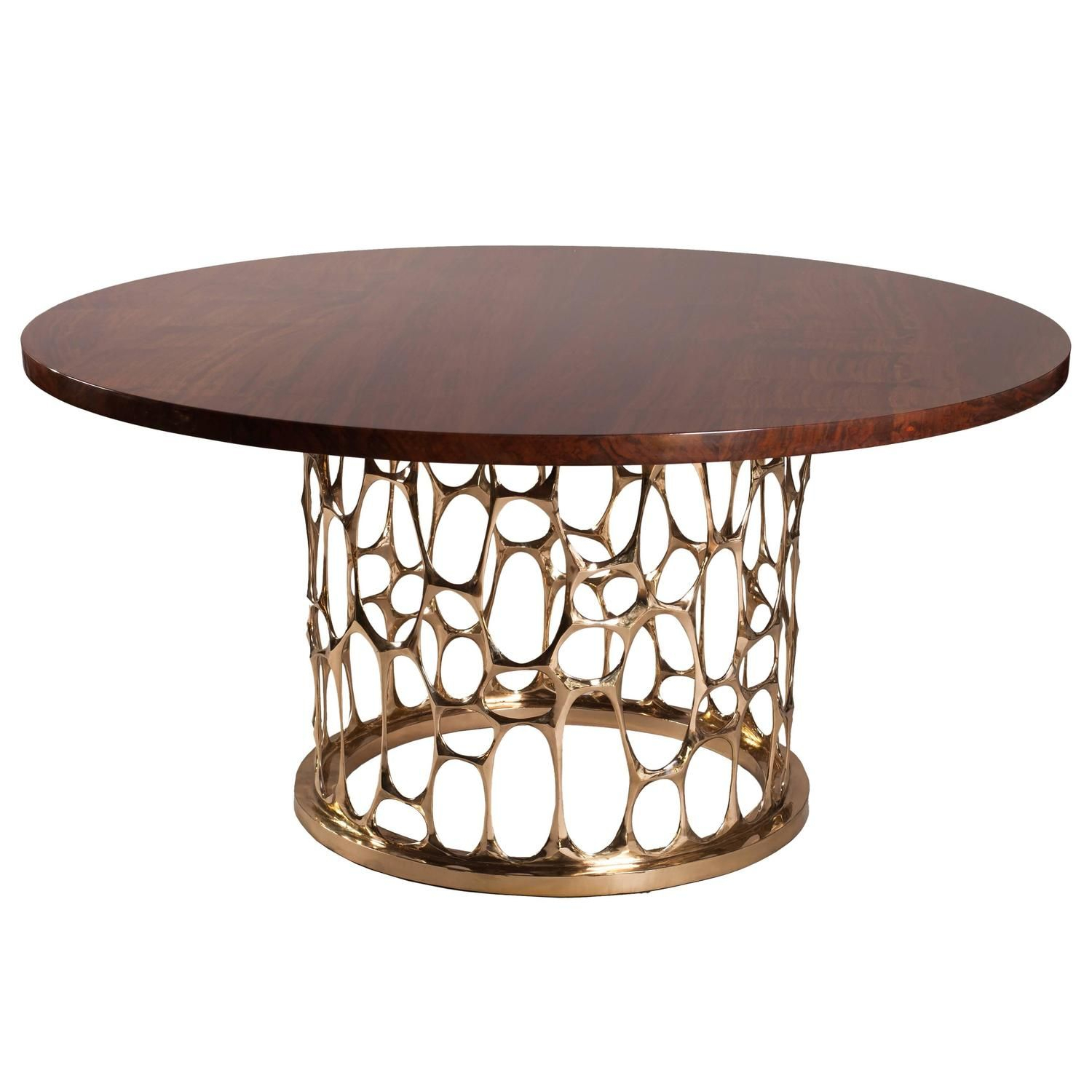Pineric On 餐桌 | Dining Table, Table, Modern Dining Inside Most Popular Aztec Round Pedestal Dining Tables (View 19 of 25)