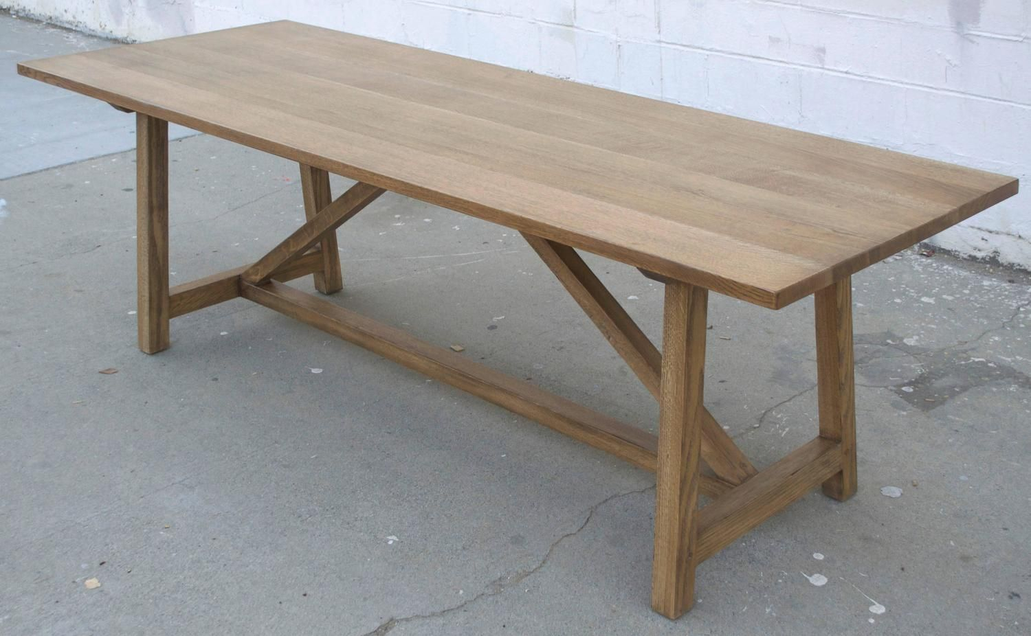 Pinmara Sanders On Tables | Custom Dining Tables, Dining With 2018 Bartol Reclaimed Dining Tables (View 24 of 25)