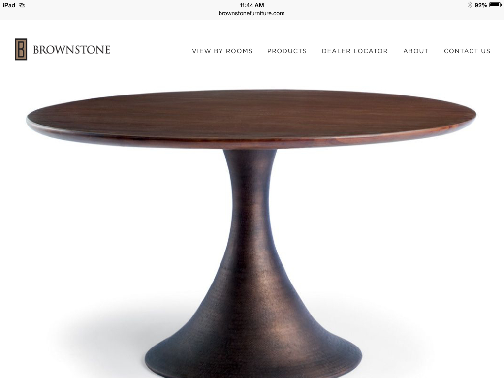 Pinmichele Diiulis On New Home Ideas | Round Dining In Newest Christie Round Marble Dining Tables (View 8 of 25)