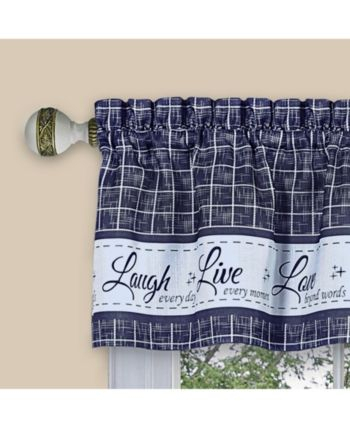 Pinterest – Пинтерест Pertaining To Live, Love, Laugh Window Curtain Tier Pair And Valance Sets (View 3 of 25)